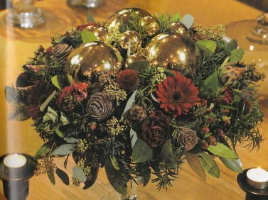 Kerstdecoraties Met Rood : Kerst en winter workshops marion van der veen