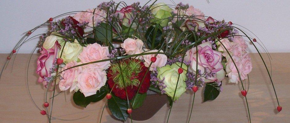Cursussen bloemschikken