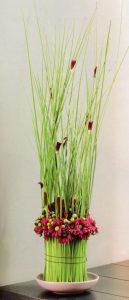 vertikaal-gras-buitenkant-vaas